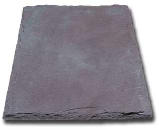Natural slate selector for Vermont slate colors